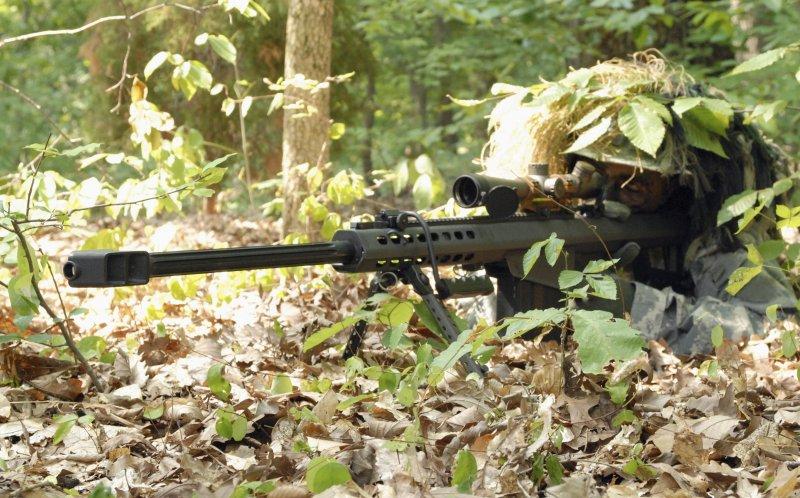 Смертельное оружие снайперские