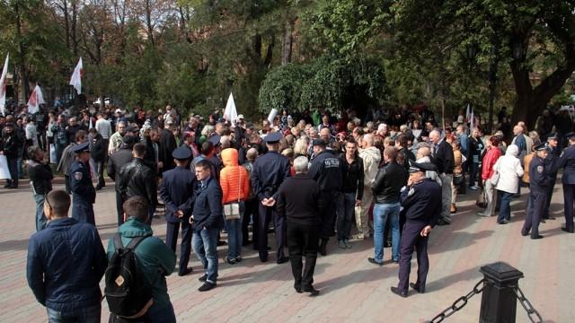 В оккупированном Крыму неизвестные выкрали двух крымских татар - Цензор.НЕТ 6732