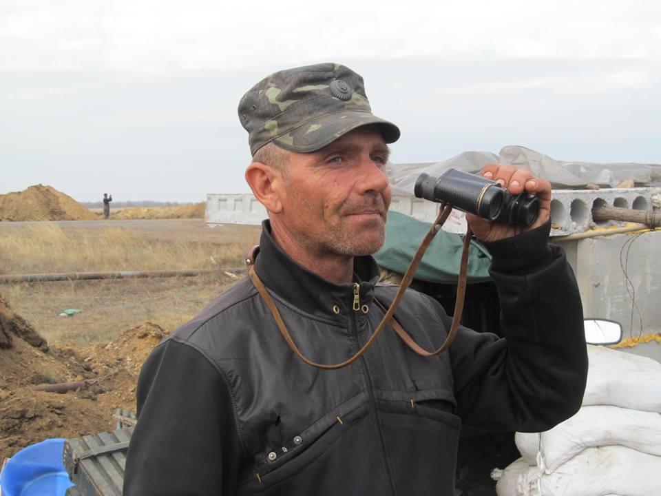 Днепропетровского танкиста враги под Мариуполем называют «Черная смерть»