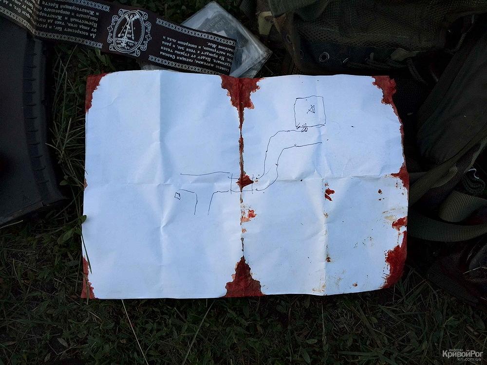 Силовики уничтожили опорный пункт террористов на Саур-Могиле, - СНБО - Цензор.НЕТ 4705