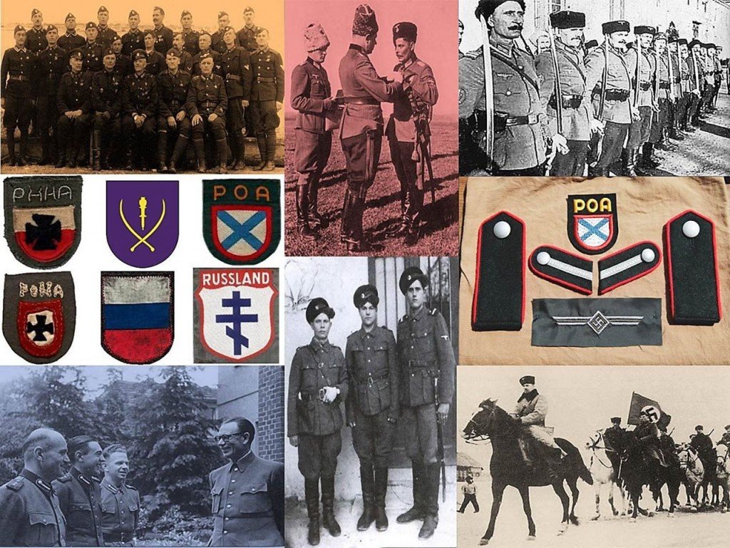 (Русские) Мокши нацисты на службе Третьего Рейха и СС