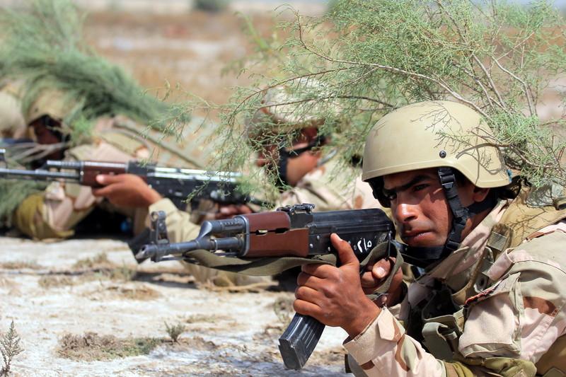 фото как бегут иракская армия преуспевать работе встречать