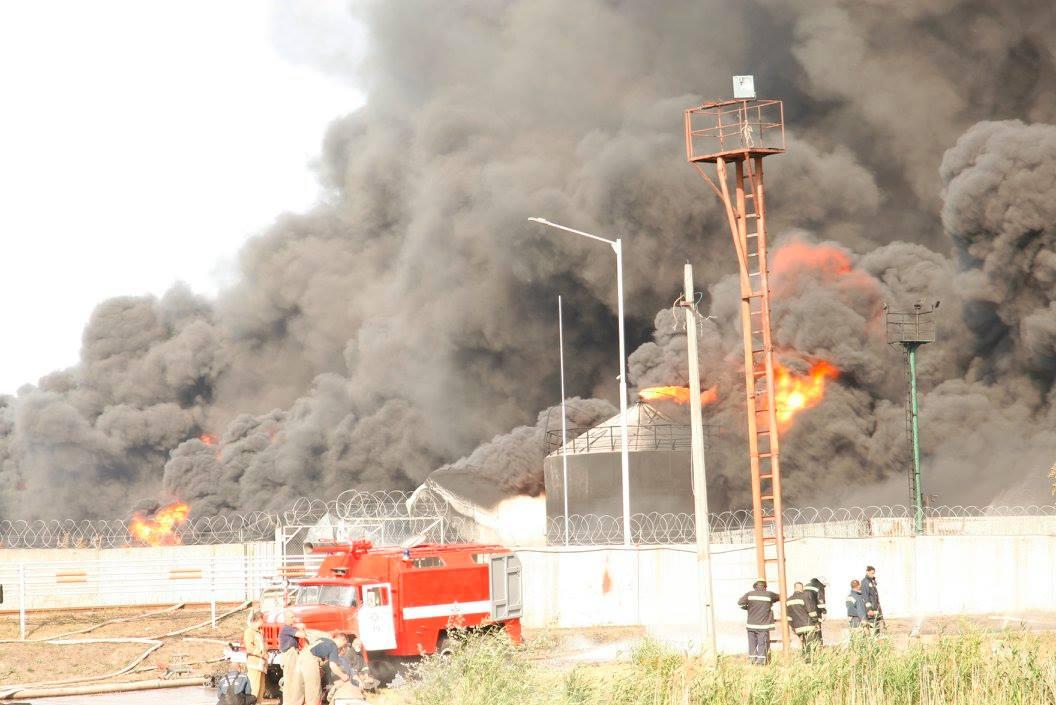 пожар на нефтебазе конда фото герметичный