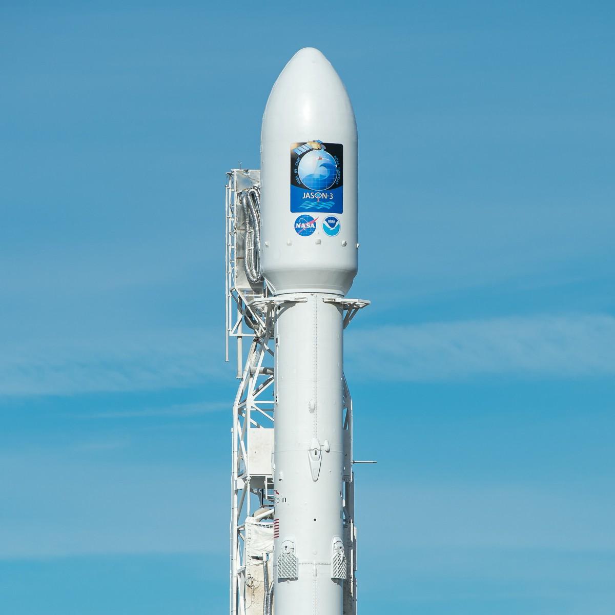 fort spacexs jason 3 satellite - HD1024×1024