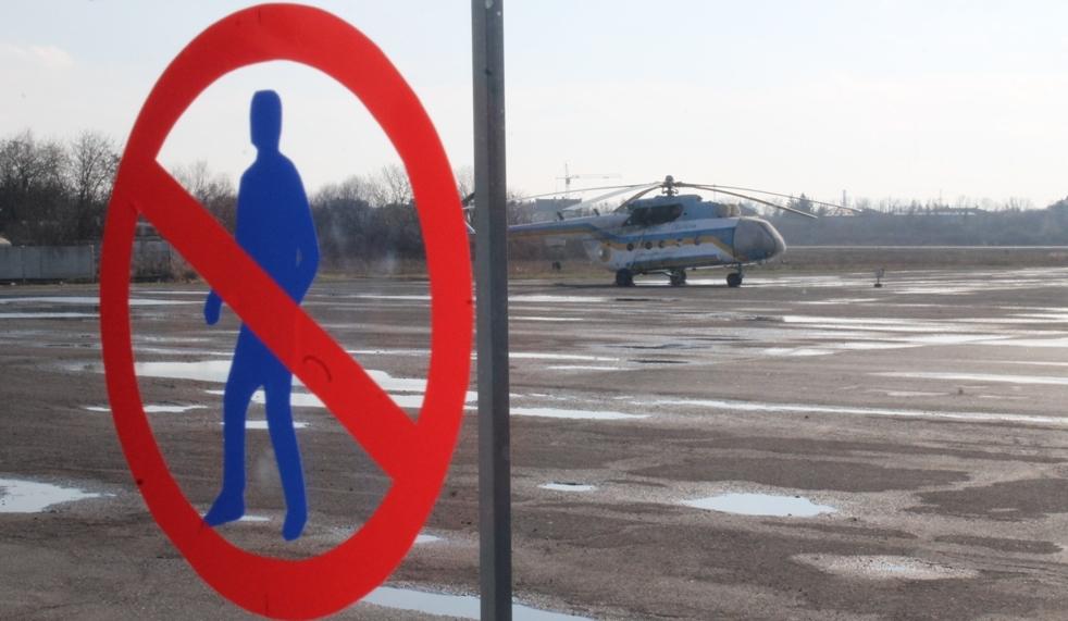 Зеленский пообещал построить на Закарпатье новый аэропорт и обновить уже существующий