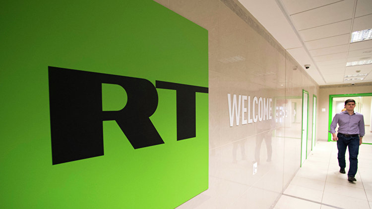 В Германии закрывают счета RТ i Ruptly, Москва пригрозила жесткими ответными мерами