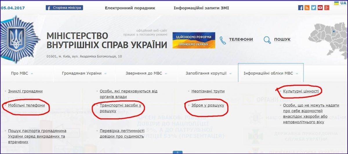 База данных жителей украины мвд.zip