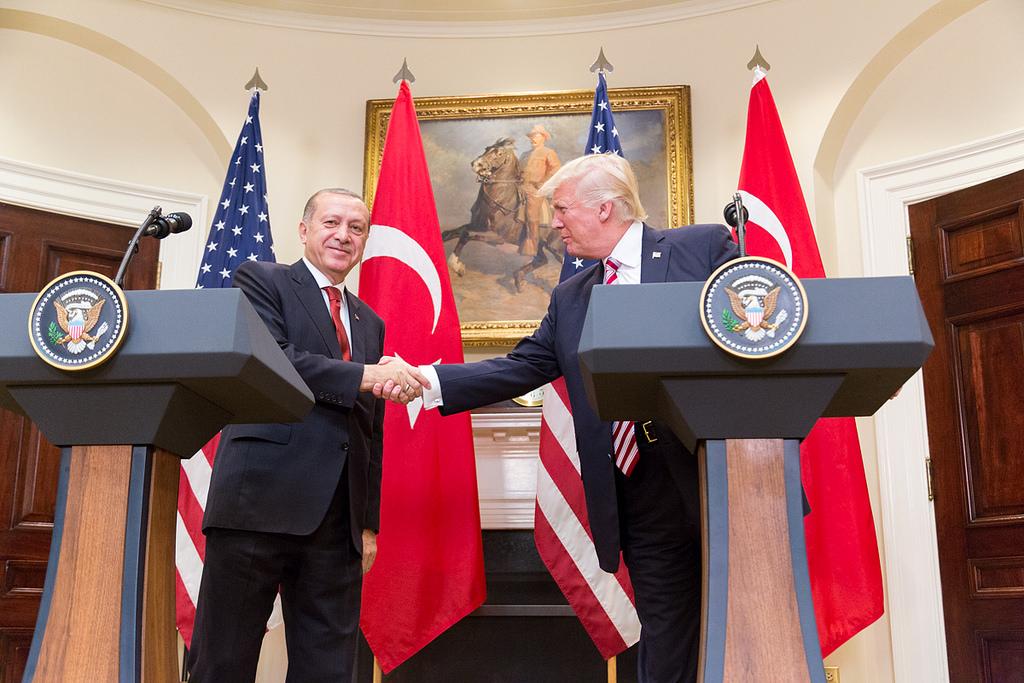 США иТурция объявили о обоюдной отмене санкций
