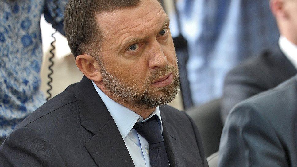 Дерипаску, Вексельберга иКостина попросили неприезжать наэкономический форум вДавосе