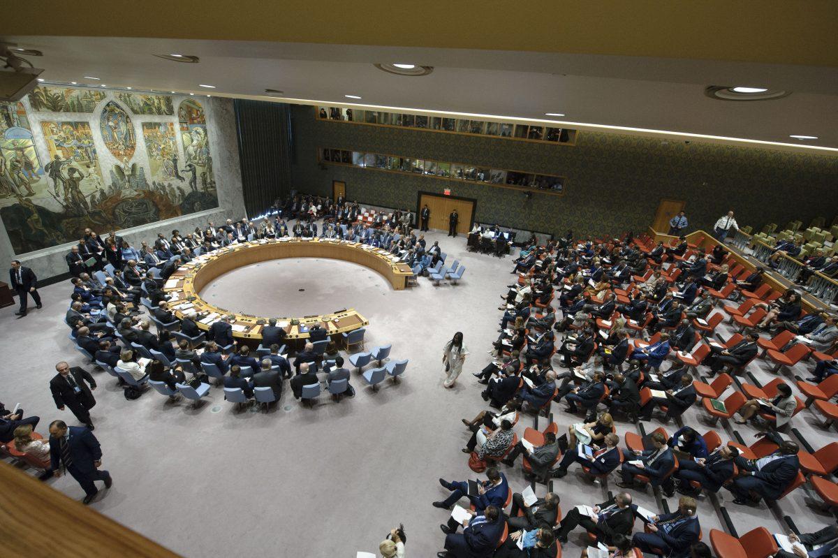 Совбез ООН поукраинскому языку: уЗеленского готовы катакам РФ