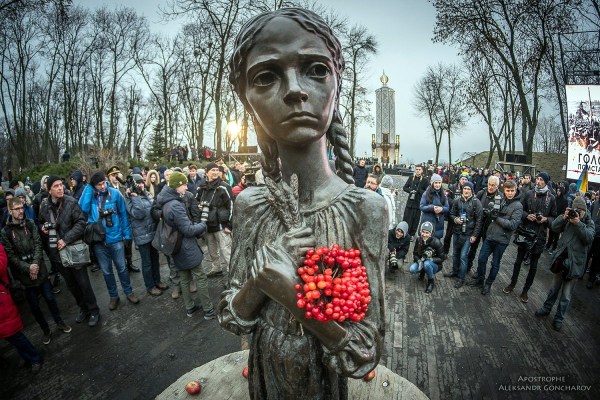 Германия отказалась признать голод 1932-1933 годов на Украине геноцидом
