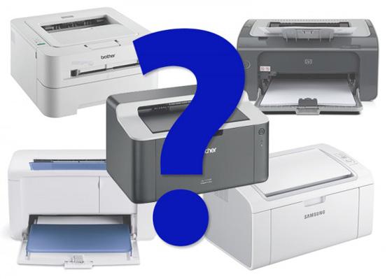 Картинки по запросу Что выбрать: принтер или МФУ?