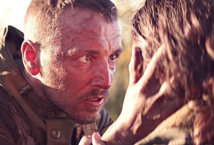 Украинская кинолента овойне вДонбассе «Позывной Бандерас» потерпела неудачу впрокате