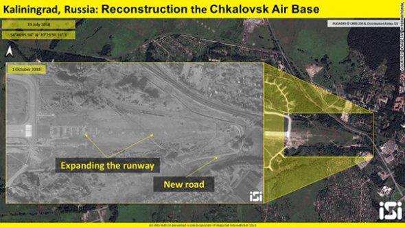 CNN поведал  о«модернизации» военных объектов под Калининградом