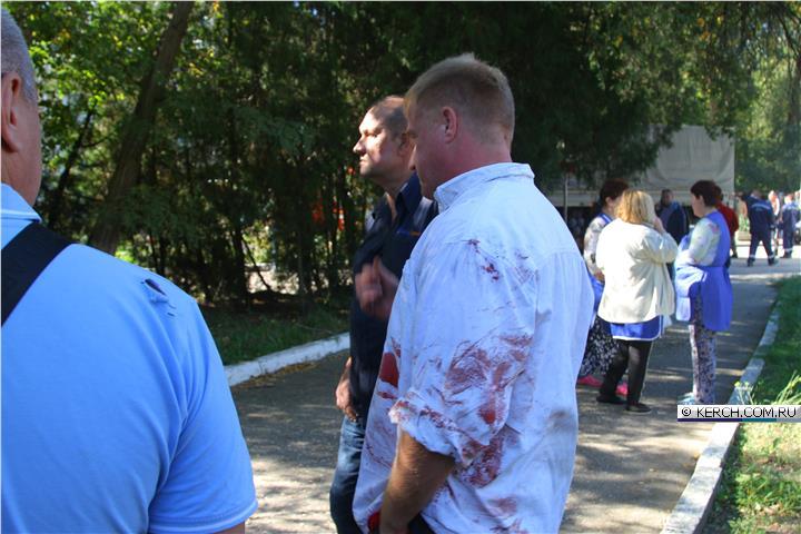 Руководитель  Сызрани выразил сожаления  семьям жертв массового убийства вКерчи
