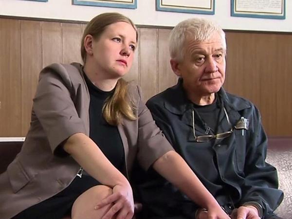 Втюрьме скончался один изсамых суровых  серийных убийц государства Украины