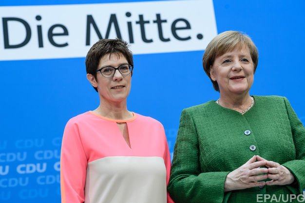 Соратница Меркель предложилаЕС иСША закрыть порты для русских кораблей
