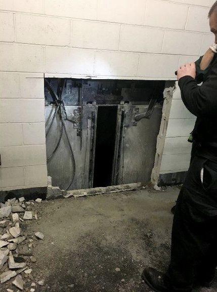 В Чикаго с 95-го этажа небоскреба рухнул лифт с пассажирами