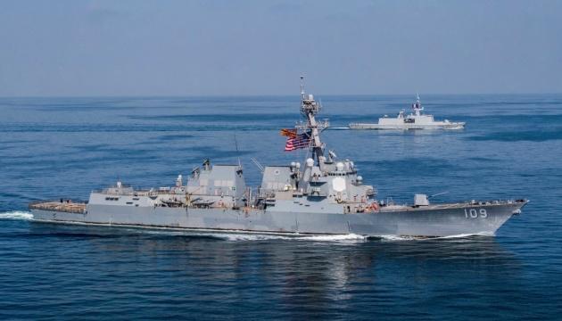 США готовят корабли котправке вЧерное море