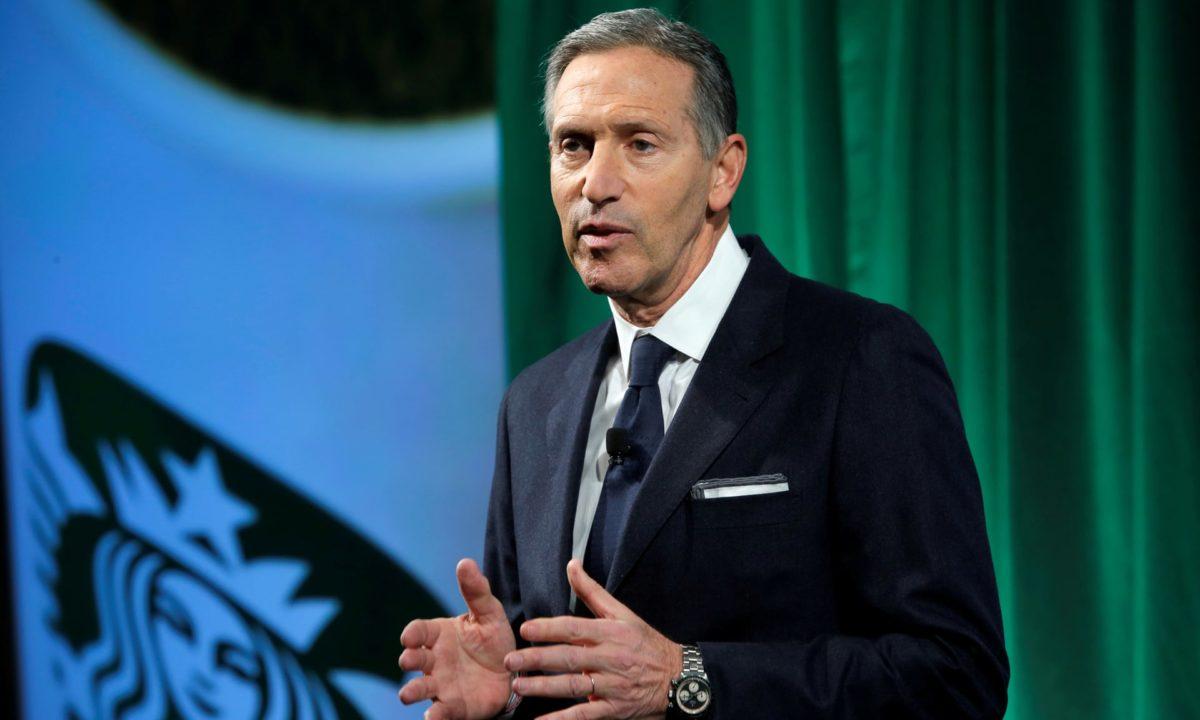 Трамп прокомментировал планы экс-главы Starbucks участвовать ввыборах президента США