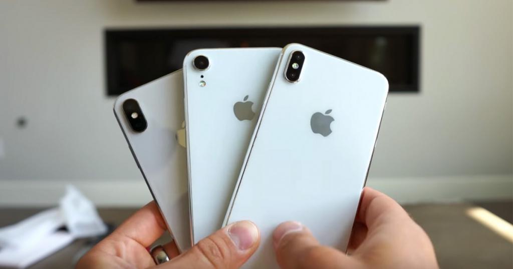 13:29 by Info Resist Apple готовится выпустить три новых iPhoneInfoResist