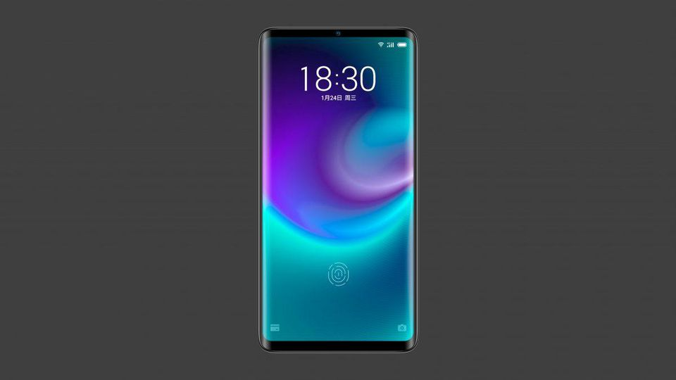 12:54 by Info Resist Meizu разработала первый в мире бесшовный телефон без отверстий и кнопокInfoResist