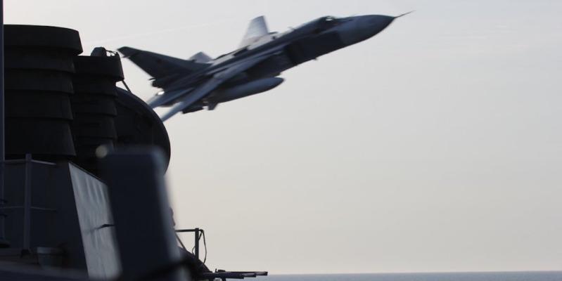 Наступило время  первыми нанести удар по Российской Федерации  — Адмирал ВМС США