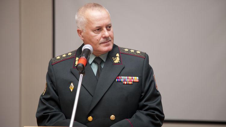 Схваченного экс-главу Генштаба Украины генпрокуратура обвинила вуничтожении системы ПВО
