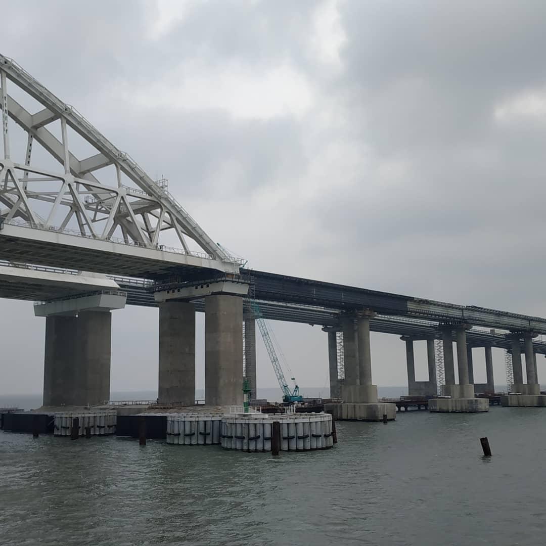 Мониторинг Крымского моста позволил установить гарантию в100 лет