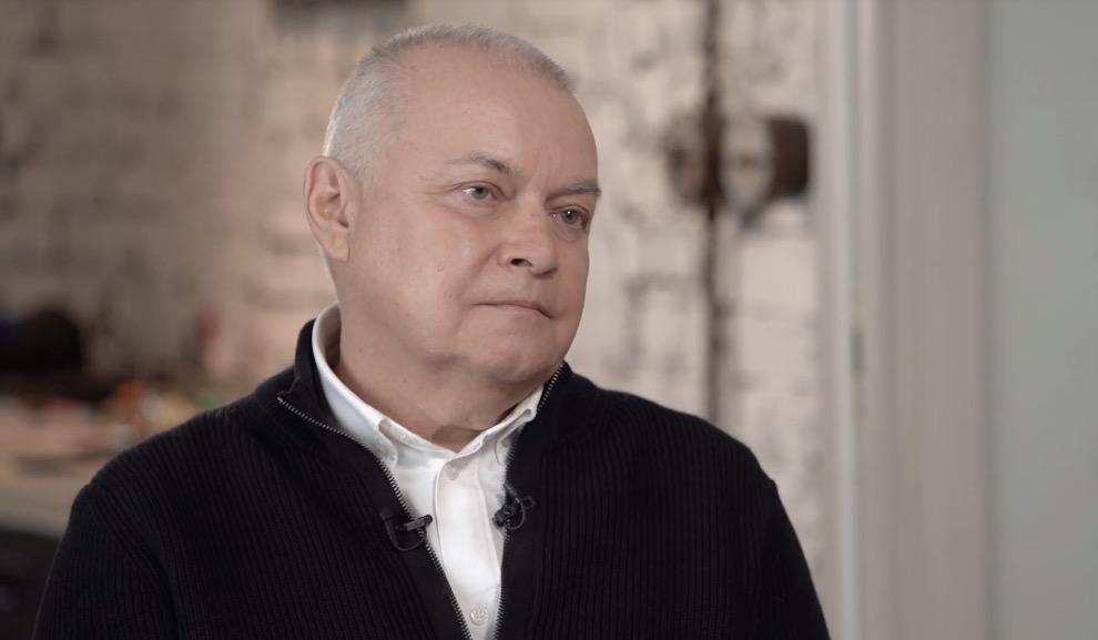 Племянник Киселева сидит втюрьме зато, что воевал врядах «ДНР»