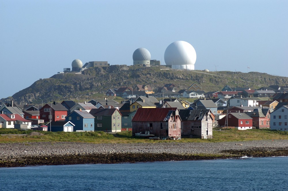 11 бомбардировщиковРФ имитировали атаку нанорвежский радар