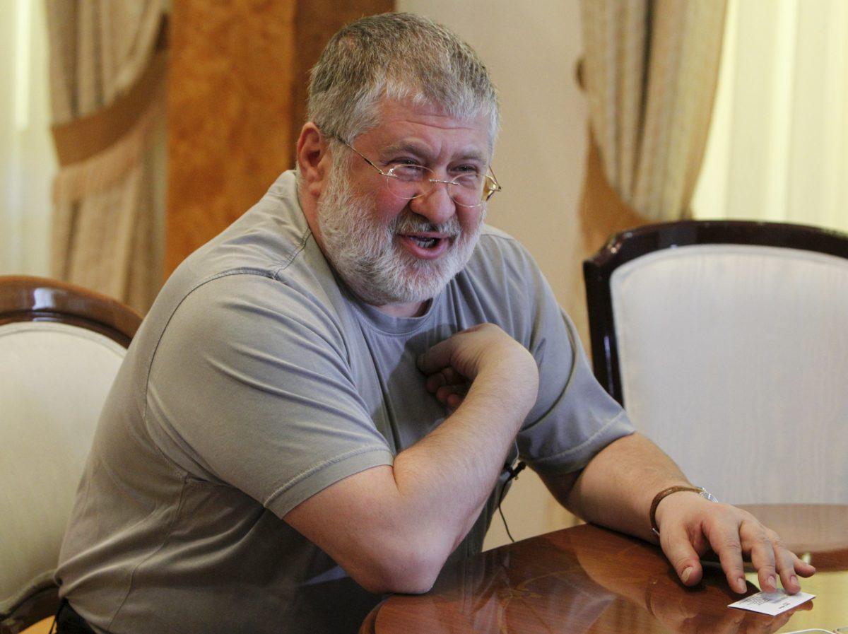Коломойський: Ми воюємо на Донбасі самі з собою. Це ніякий не Путін (відео)