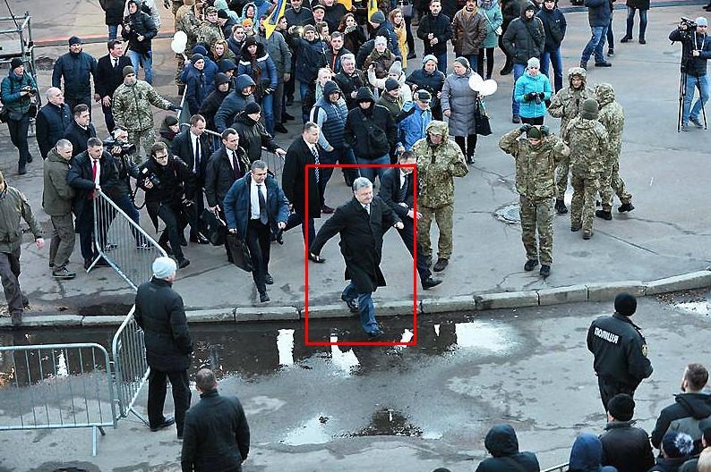 Конкуренты распространяют фейки: в штабе Порошенко обратились в полицию - Цензор.НЕТ 6495