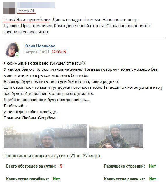 ВСУ метким ударом разгромили оккупантов наДонбассе