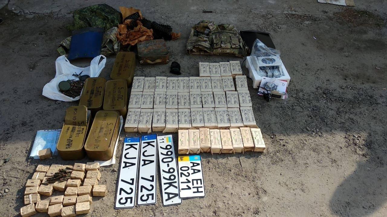 «Улов» не менее 15 млн грн: Харьковские полицейские задержали банду, которая 7 лет грабила инкассаторов