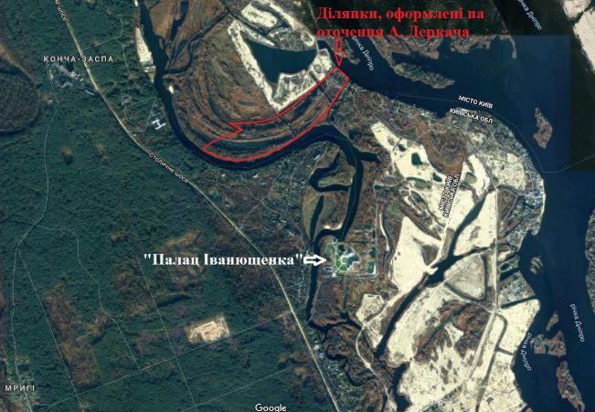 Окружению нардепа, который помог Зеленскому распустить Раду, принадлежит 42 га земли в Конча-Заспе
