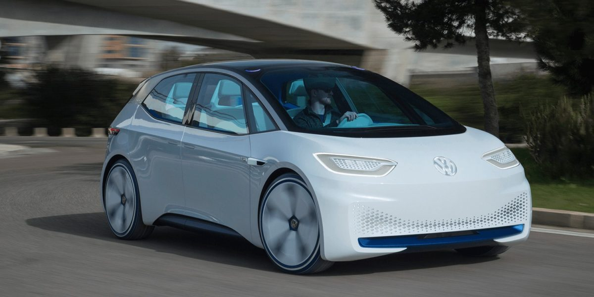 Volkswagen строит вКитае два завода, чтобы обогнать Tesla