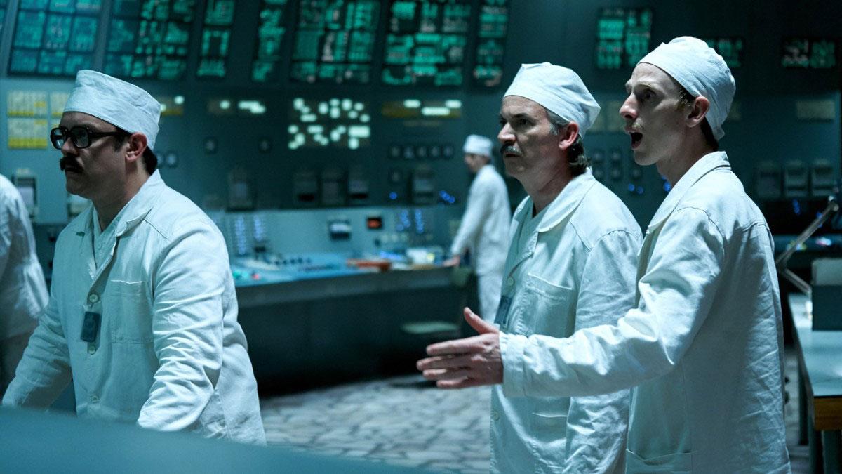 Коммунисты Российской Федерации требуют запретить сериал Чернобыль