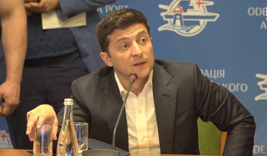 Зеленский призвал руководителя Госфискальной службы Украины подать вотставку