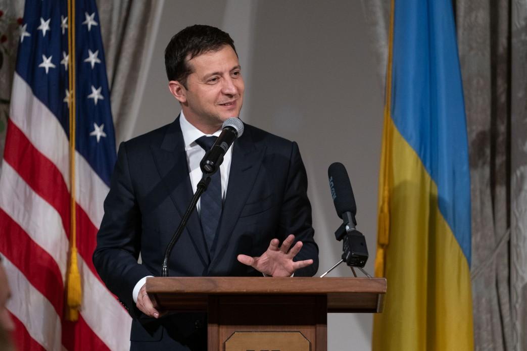 Зеленский втягивает США в «деоккупацию Крыма»