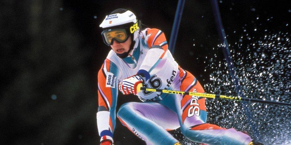ВИспании пропала единственная вистории страны призер зимней Олимпиады