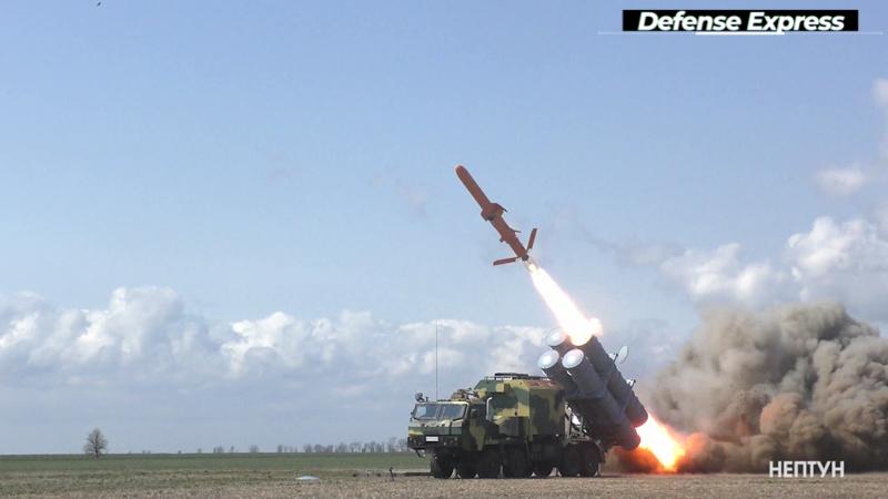 Defense экспресс: вУкраинском государстве испытали ракету «Нептун»
