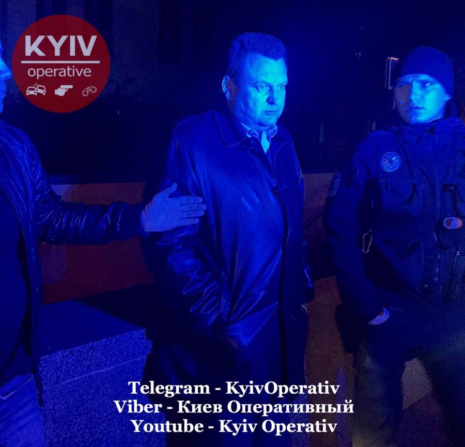«Щенки, я вас на ноль умножу»: В Киеве пьяный сотрудник ГПУ угрожал патрульным 3