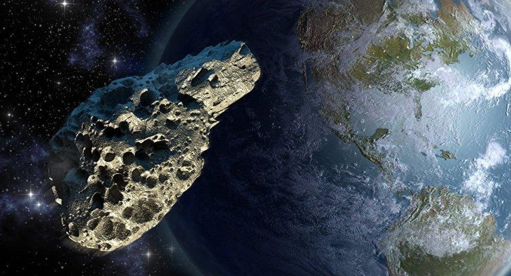 NASA предупреждает: кЗемле приближается потенциально опасный астероид