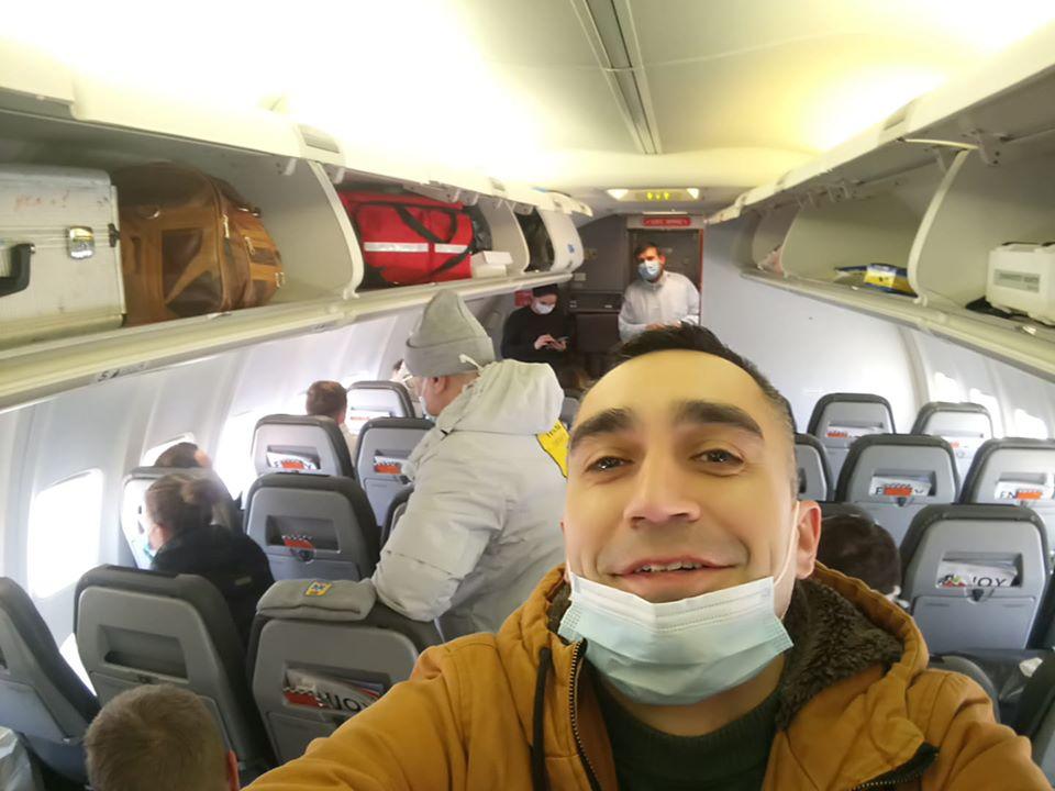 Журналіст розповів, як проходило повернення в Україну і чому евакуйовані з Китаю в шоці