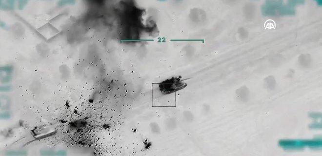 Авіація РФ розстріляла турецьку військову колону в Сирії. Туреччина мститься