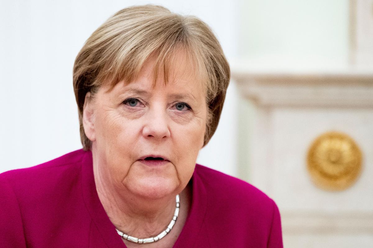 2-ой тест накоронавирус продемонстрировал, что Меркель незаразилась