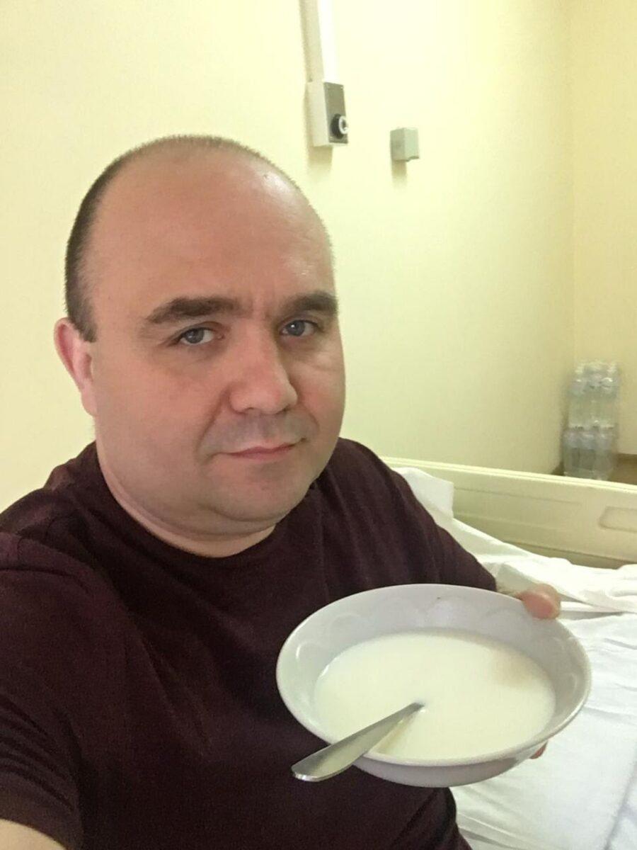 Нардепи з коронавірусів показали, чим їх годують в Олександрівській лікарні | СтопКор