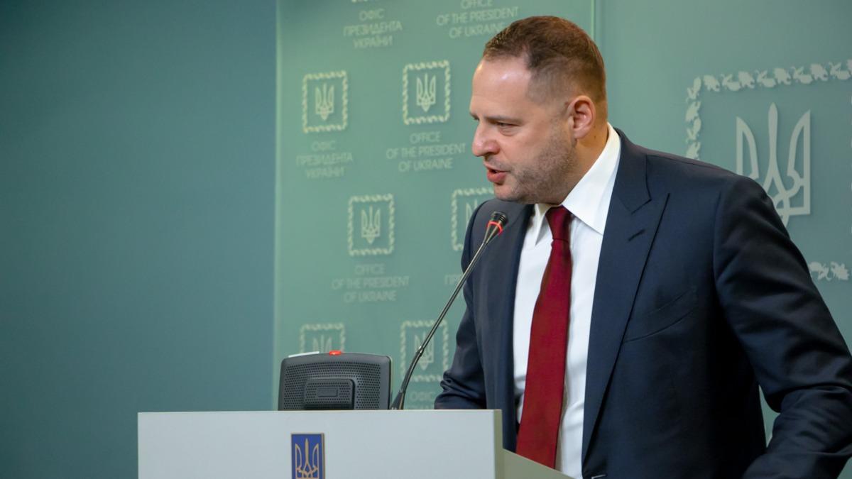 Ермак заявил, что переговоры Зеленского и Путина могут стать историческими