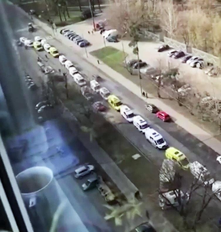 Москва котиться в Коронавірусние безодню, - блогер